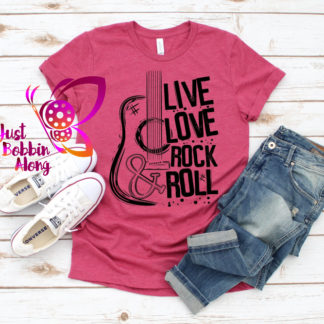 live love rock n roll